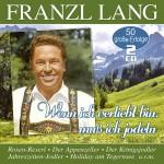 Schlager CD Franzl Lang