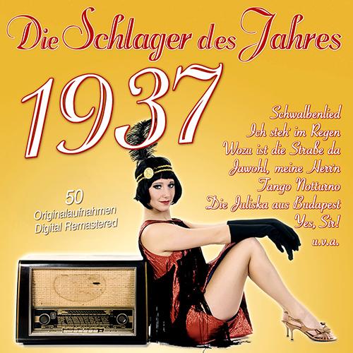 Die Schlager des Jahres 1937