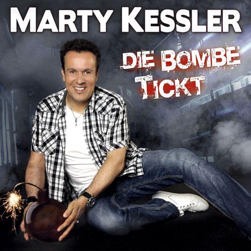 Marty Kessler - Die Bombe tickt