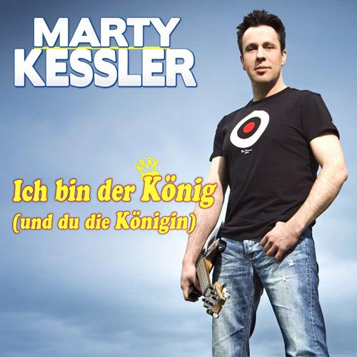 Marty Kessler - Ich bin der König
