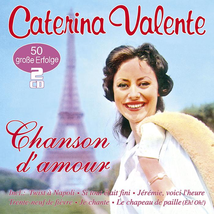 Caterina Valente - Mais - Ma Vallée Descend Du Ciel