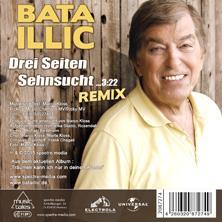 Bata Illic - Drei Seiten Sehnsucht