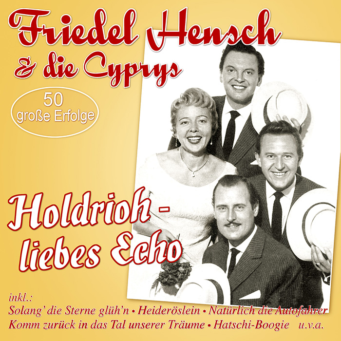 Friedel Hensch & die Cyprys
