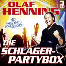 Olaf Henning - Die Schlager-Partybox