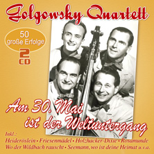 Das Golgowsky-Quartett - Am 30. Mai ist der Weltuntergang