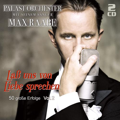 Palastorchester mit seinem Sänger Max Raabe
