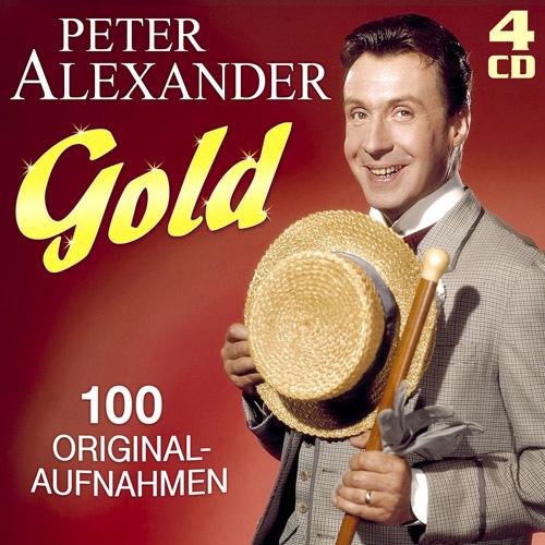 Peter Alexander - Gold – 100 Originalaufnahmen