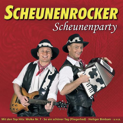 Scheunenrocker - Scheunenparty