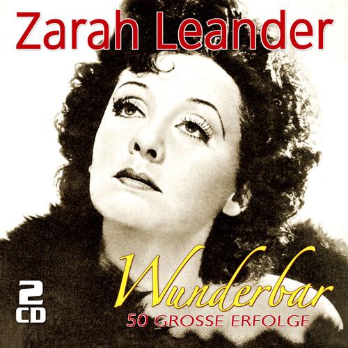 Zarah Leander - Wunderbar - 50 grosse Erfolge