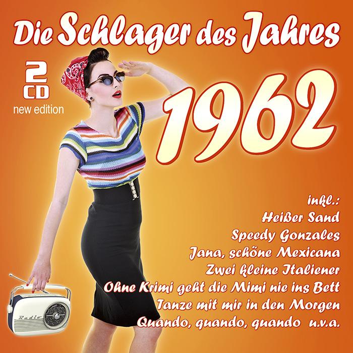 Die Schlager des Jahres 1962