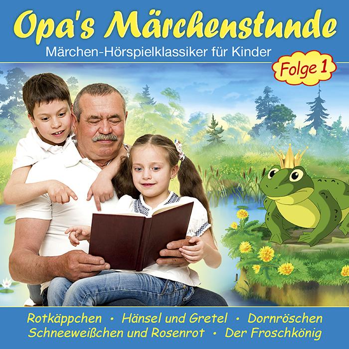 Opa's Märchenstunde Folge 1