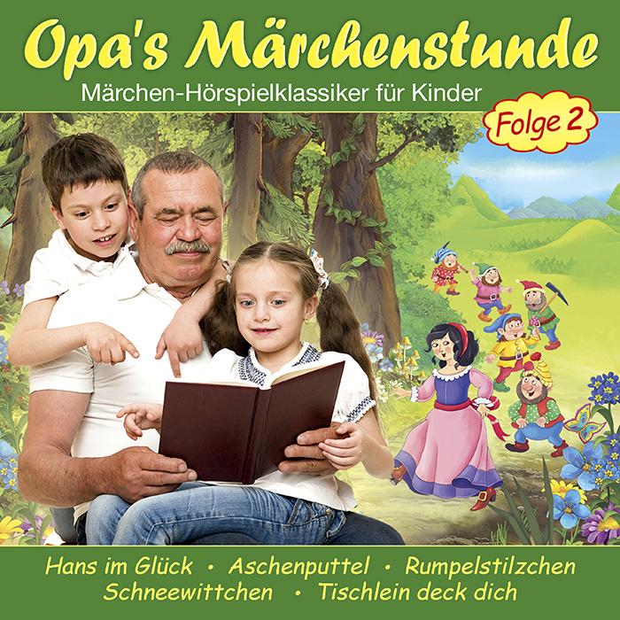 Opa's Märchenstunde Folge 2