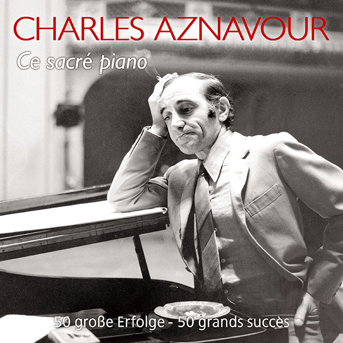 Charles Aznavour | Ce sacré piano - 50 große Erfolge