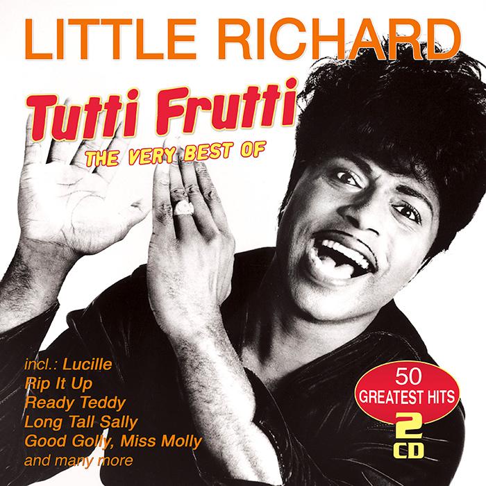 Little Richard Tutti Frutti - The Very Best Of