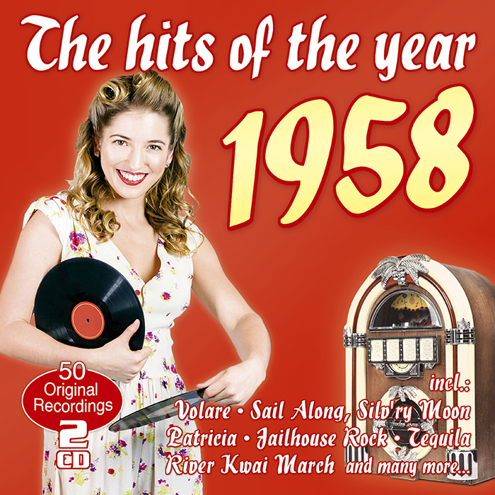 The Hits of The Year 1958
