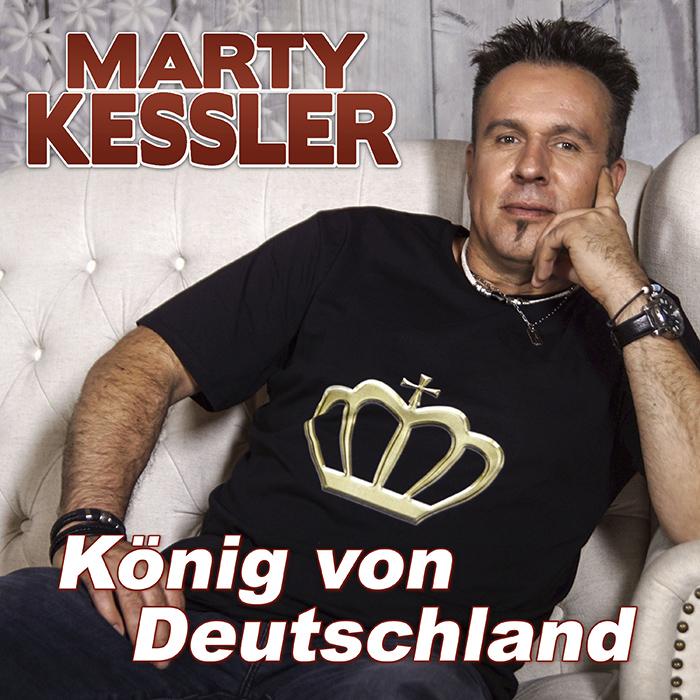 Marty Kessler - König von Deutschland