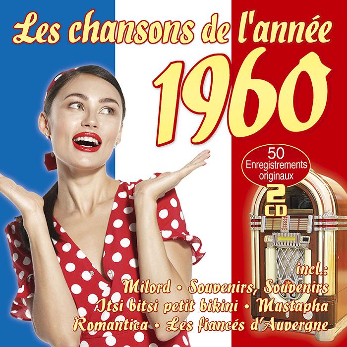 Les chansons de l'année 1960