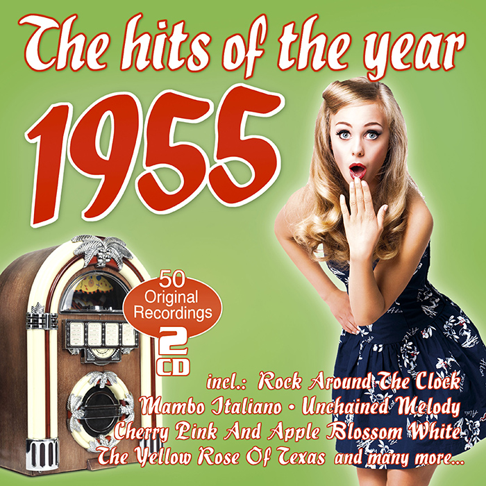 The Hits Of The Year 1955