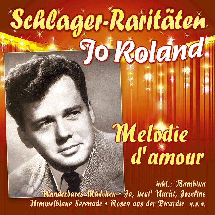 Jo Roland - Melodie d'amour