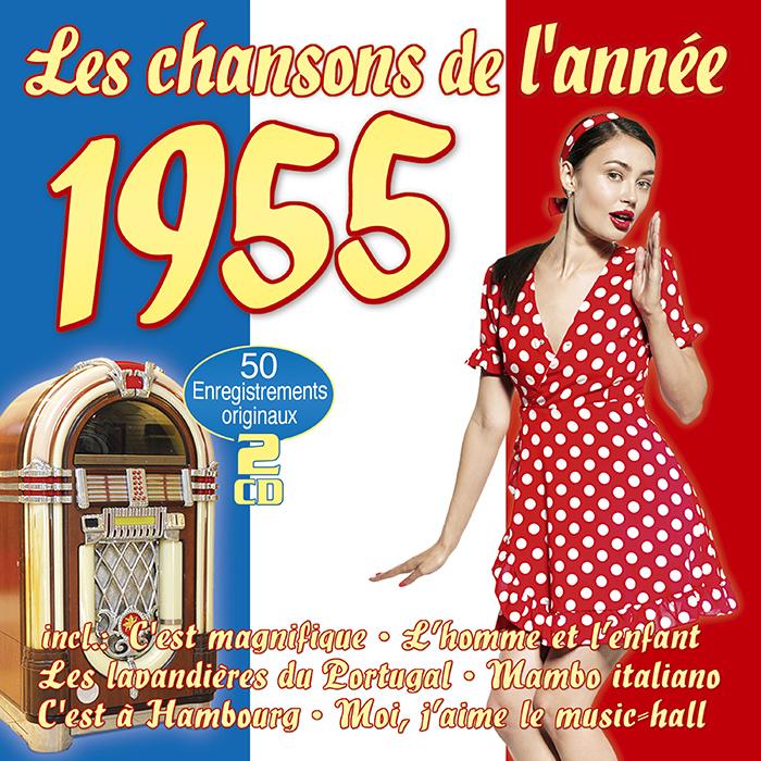 Les chansons de l'année 1955