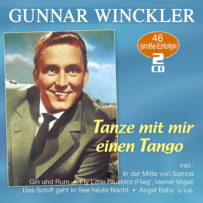 Gunnar Winckler | Tanze mit mir einen Tango