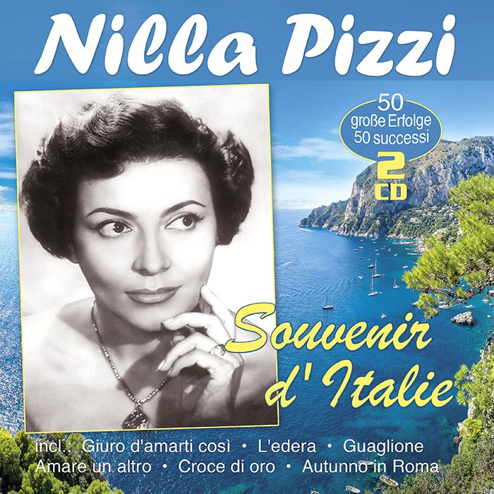Nilla Pizzi | Souvenir d' Italie - 50 grandi successi