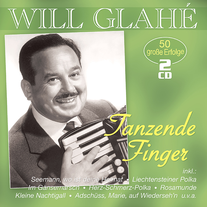 Will Glahé | Tanzende Finger