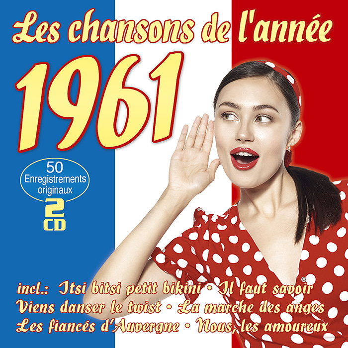 Les chansons de l'année 1961