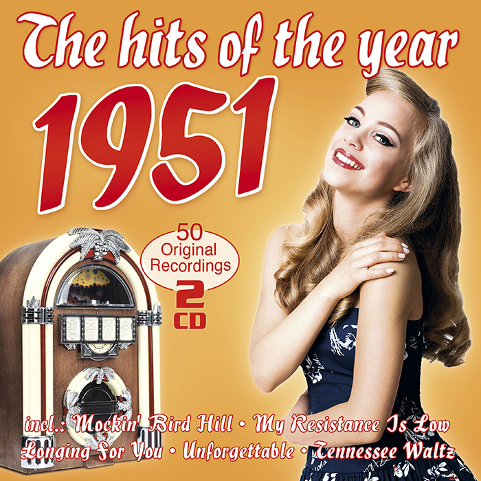 The Hits Of The Year 1951