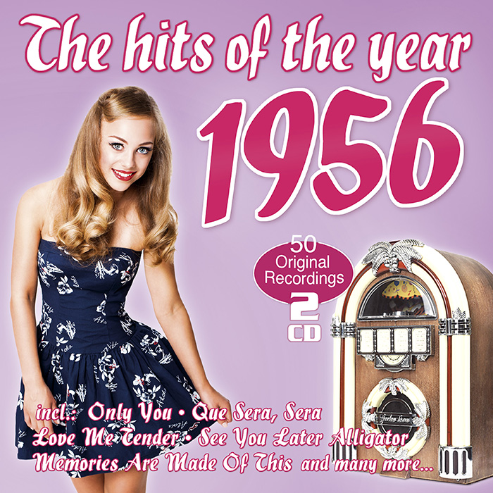 The Hits Of The Year 1956