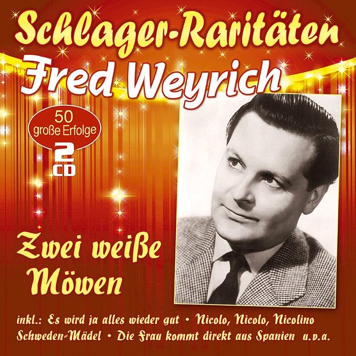 Fred Weyrich | Zwei weiße Möwen