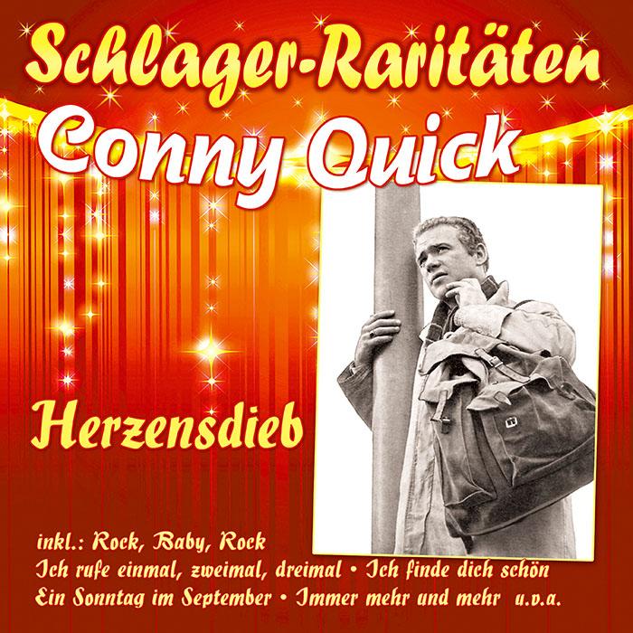 Conny Quick   Herzensdieb - Schlager-Raritäten